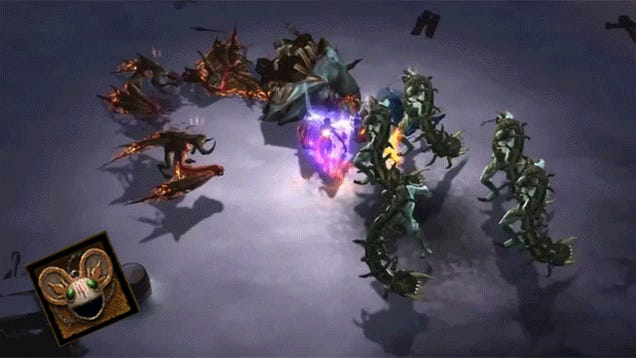 Diablo III's 'Deadmau5' Easter Egg Will Make Enemies Dance