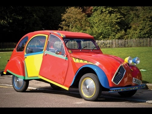 If Picasso Designed A Car