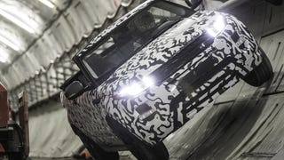 Range Rover Will Build Evoque Convertible Because, Well, Sure, Why Not?