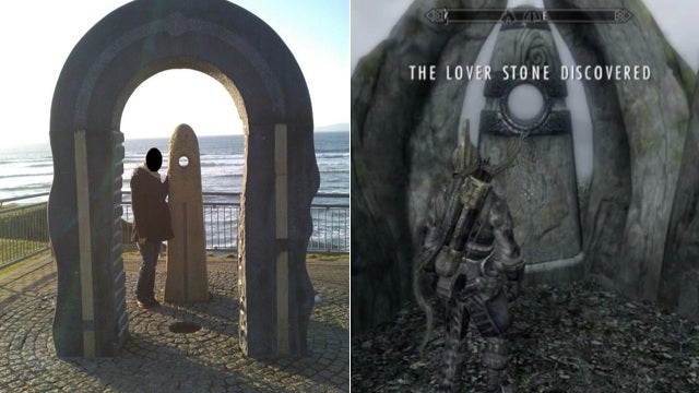 It's Like Skyrim's Guardian Stones for Real