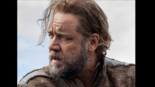 First look at Russell Crowe as Sexy Noah, murderer of the Unicorns