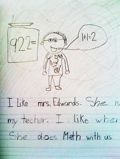 What was your favorite school assignment?