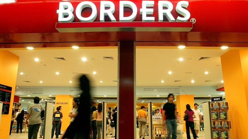 Borders Is Dead
