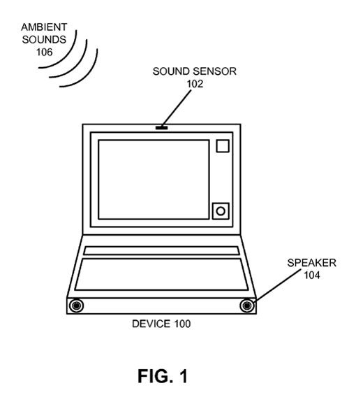 Apple Patent Would Automatically Adjust iPhone, Mac Volume