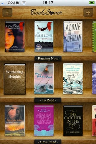BookLover iPhone App Makes It Simple To Maintain A To-Read List