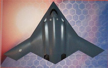 Next Generation Stealth Bombers Jump Out of Hyperspace