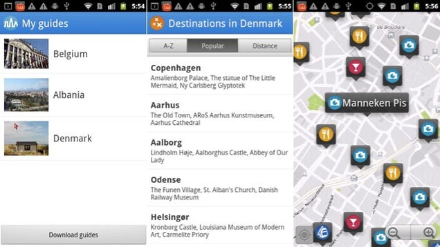 Download Free Travel Guides for Your iPhone, iPad or Android Phone with Triposo