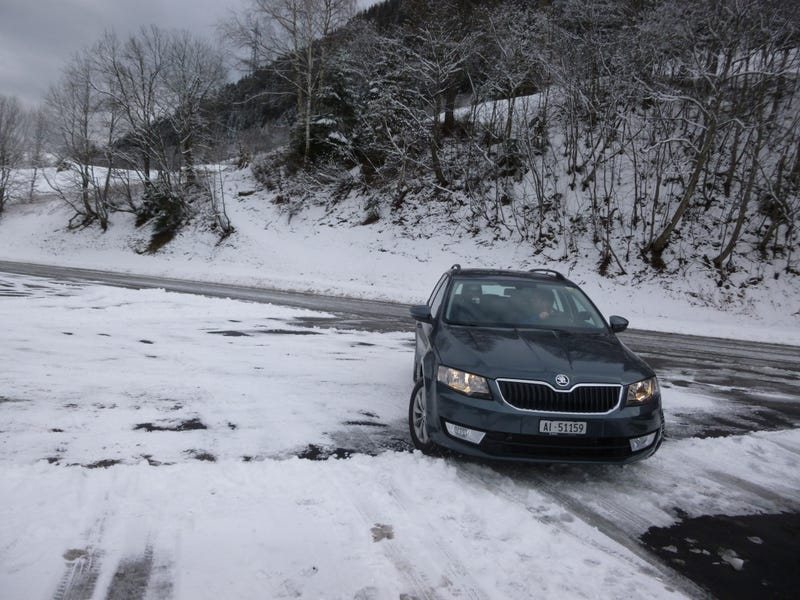 Fh Best Car For Snow Montain