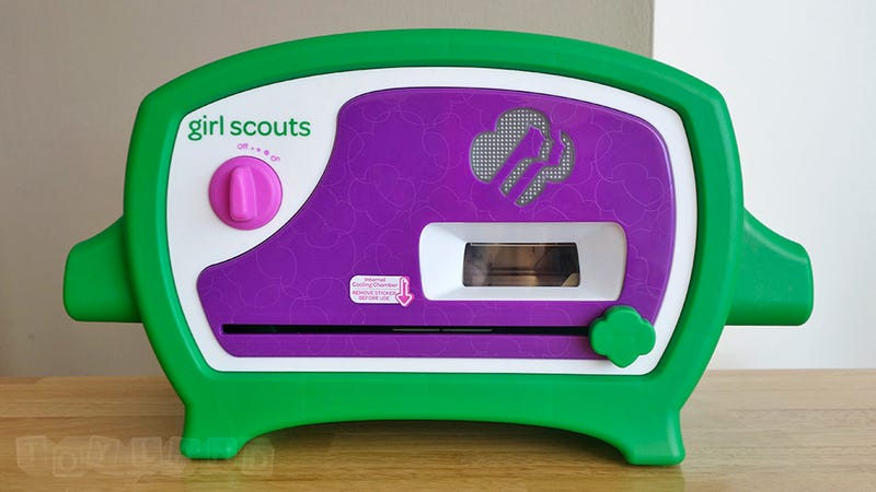 Girl Scouts Cookie Oven Review: Get Your Thin Mints Fix ...
