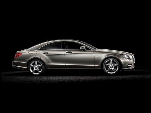 2012 Mercedes CLS: Exterior Photos