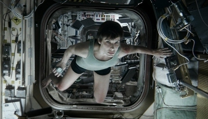 Gravity's ending holds a deeper meaning, says Alfonso Cuaron