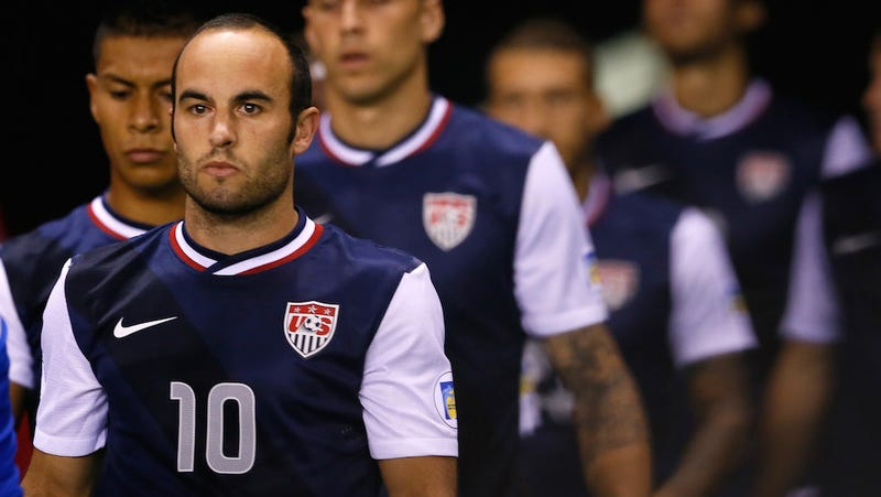 Ray Hudson's Rant About Landon Donovan's World Cup Exclusion Is Awesome