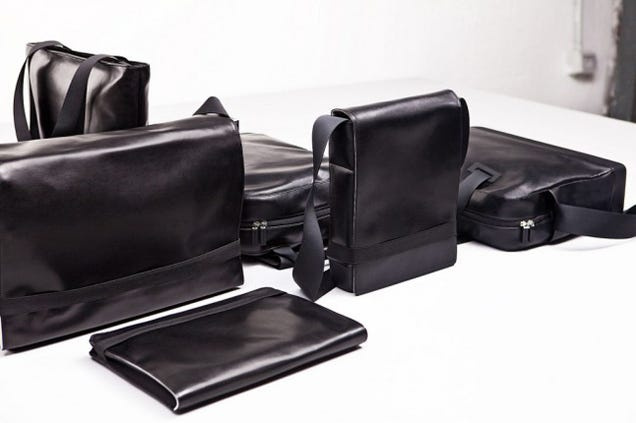 Moleskine's Making Bags Now; Writers and Artists Approve