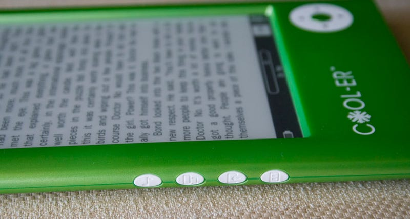 Cool-er eBook Reader Review