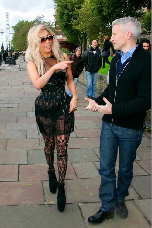 Halloween Costume Expert Lady Gaga Gives a Special Consultation