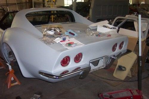 Cummins Corvette Gallery