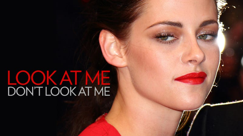 Kristen Stewart Is Trolling the World