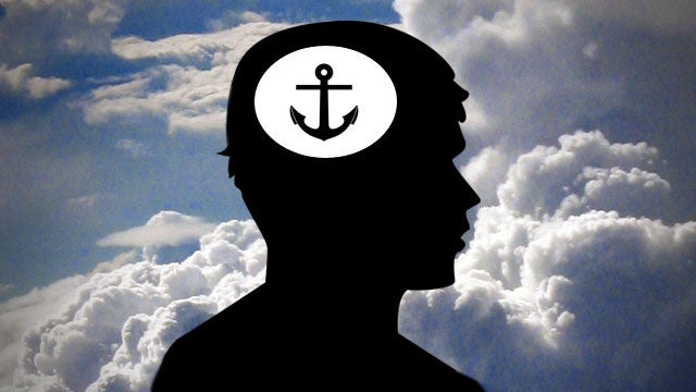 Channel Motivation in Times of Need by Anchoring a Memory