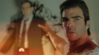 Will Zachary Quinto Play Sylar In <em>H