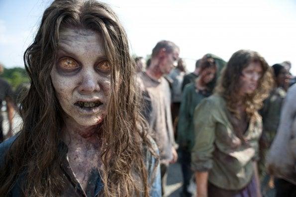 Walking Dead promo photos