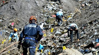 Report: Terrifying Final Seconds of Germanwings Flight Captured on Video