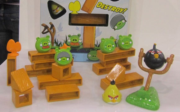 Angry Birds Coming To A Board Game This Year