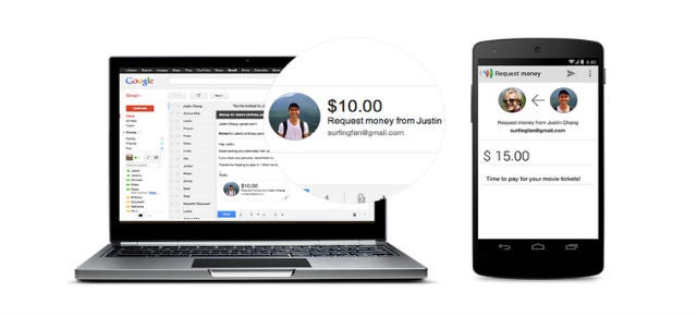 Google Wallet Can Now Store Gift Cards and Pester Your Friends for Money