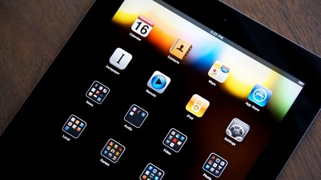 4G iPads Appear Before Announcement