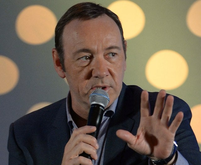 Kevin Spacey Stopped a Play to Deal With Some Jerk's Ringing Cellphone