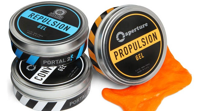 Buy Your Own Portal 2 Propulsion Gel