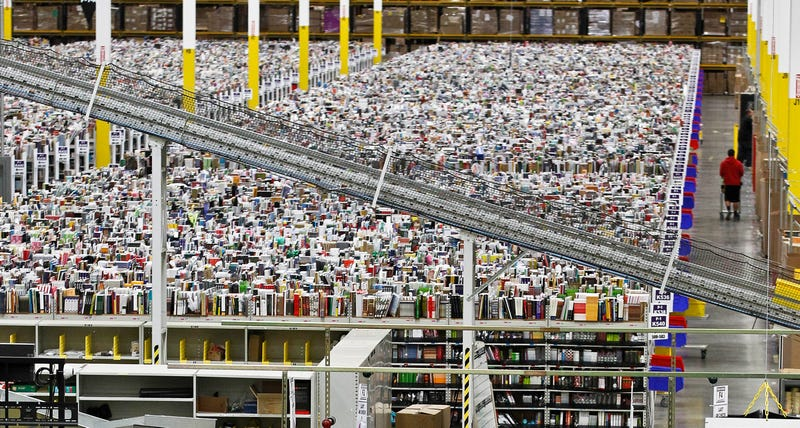 What Is Life Like For an Amazon Worker?