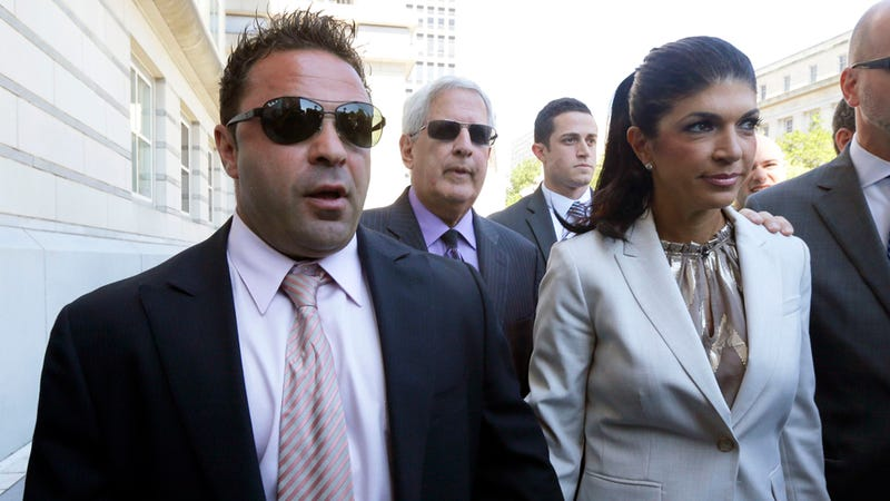 Teresa Giudice Out on $500K Bail; Juicy Joe Could Be Deported