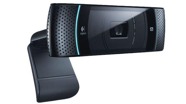 Logitech's TV Cam Lets You Skype Through Panasonic TVs