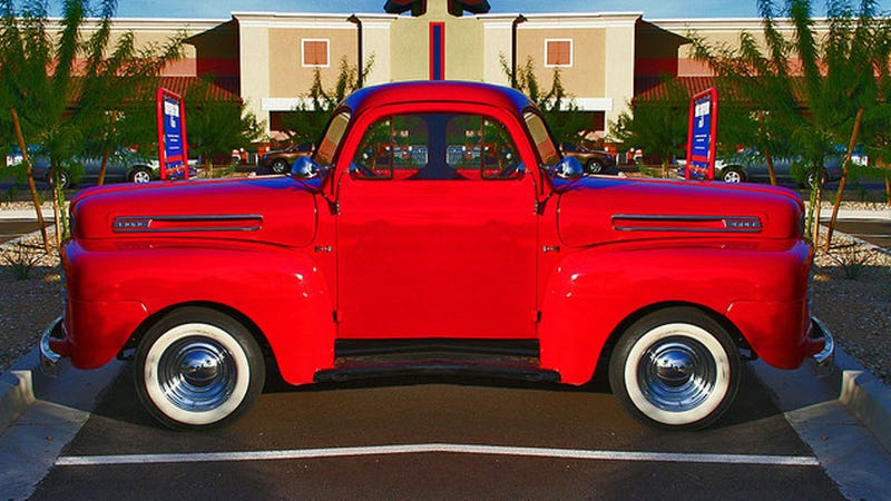 Devo Frontman Whips Up Car With Two Front Ends