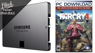 Buy a Samsung 840 EVO SSD, Get Far Cry 4 for Free