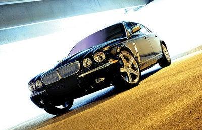 2006 Jaguar XJ: Just Like An Old Airliner