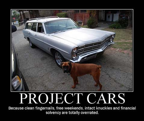 Mad_Science Makes Bid For Project Car Hell Poster Child Award