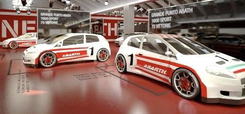 Fiat's Big Abarth Kickoff