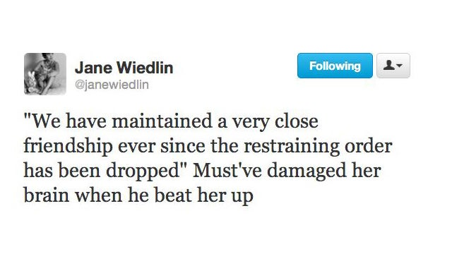 Jane Wiedlin Is a Real Dick About Rihanna
