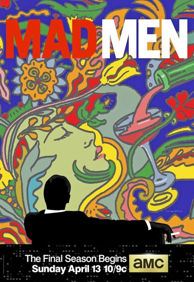 The Final Season of Mad Men Looks Like an Acid Trip