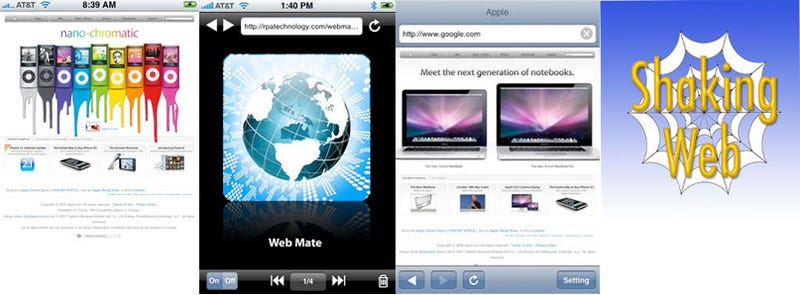 Apple Approves New Browsers in App Store, As Long As They're Based On Safari