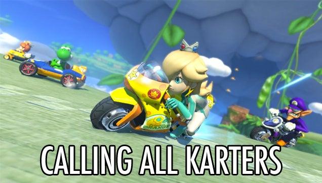 TAY Kart Klub: Who's In!?