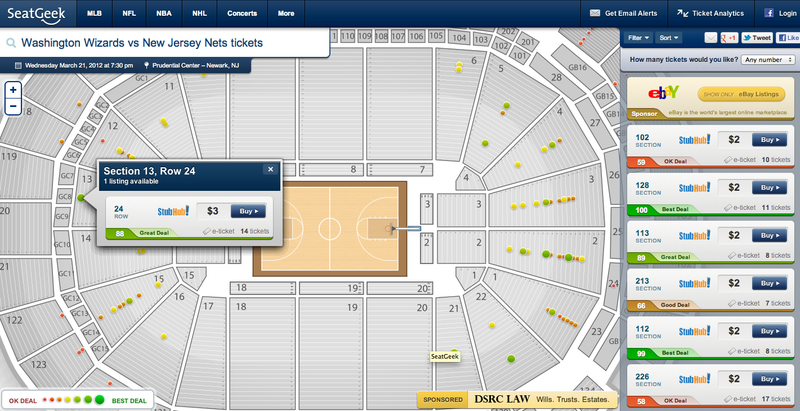 The Spurs May Be Near The Top Of The NBA, But Their Tickets Are In The Cellar