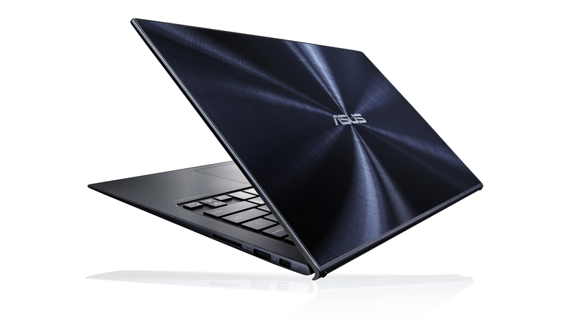 The New Asus Zenbooks Are Covered in Gorilla Glass Now (???)