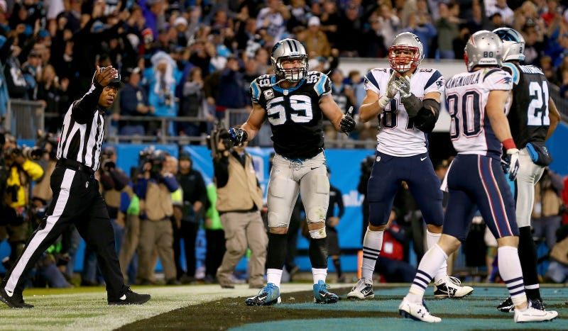 Do Tough Calls Favor The Home Team? One Explanation For Pats-Panthers