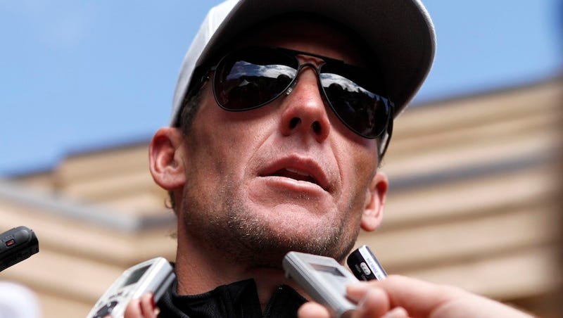 Lance Armstrong Drops Fight Against Doping Charges, Will Likely Be Stripped Of Tour Titles And Banned For Life