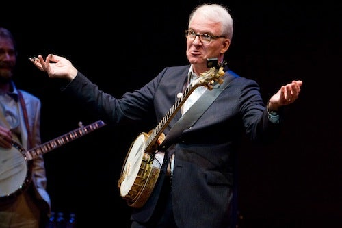 Audience Members Get Refunds for 'Boring' Steve Martin Appearance