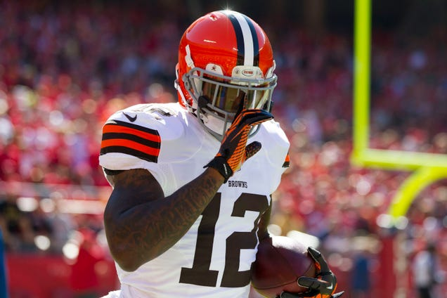 Mike Pettine: Browns Won't Cut Josh Gordon, Expect Him To Repor…