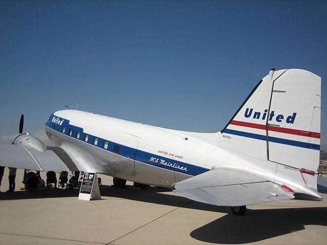 75th Anniversary Of The Plane That Changed Everything