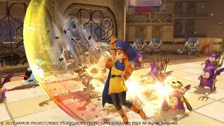 Dragon Quest Heroes DLC Announced